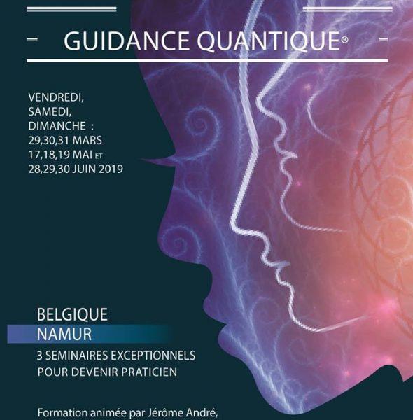 Formation Guidance quantique