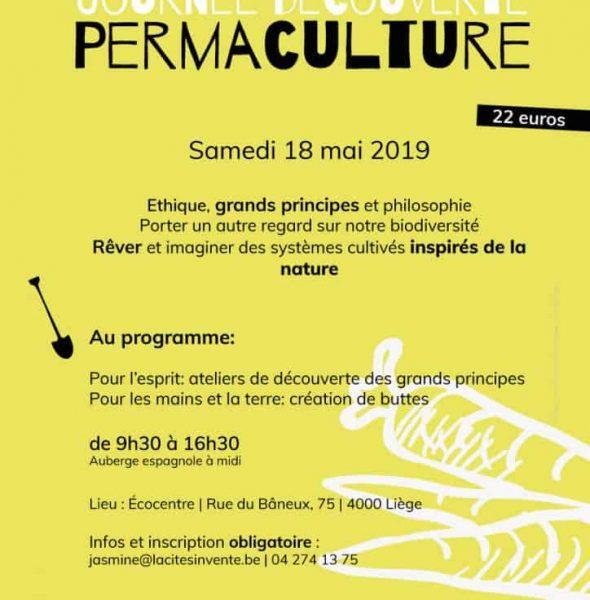 Découverte permaculture à Liège