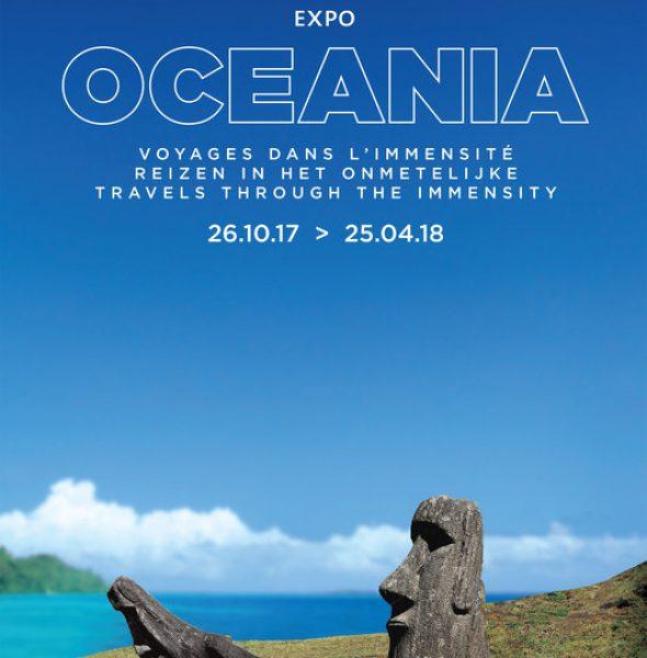Expo Oceania au Musée du Cinquantenaire jusqu'au 29 avril 2018