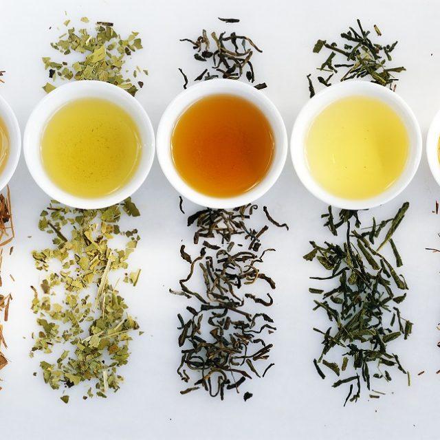 Les différents thés et leurs bienfaits sur notre corps.