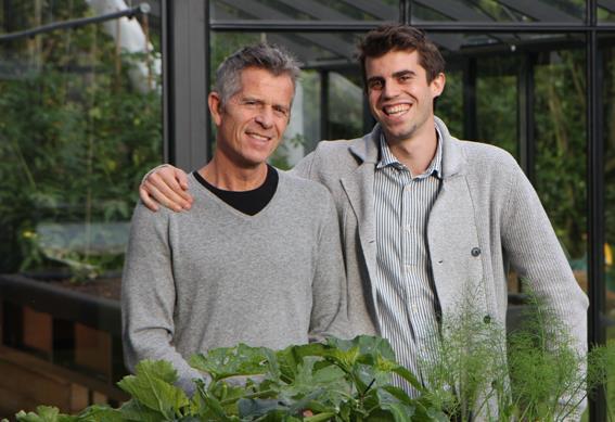 NIMAculteurs: Les jardins potagers en hauteur - Permaculture